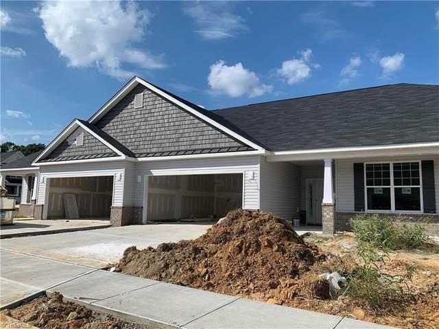122 Oxford Ridge Court Lot 15, Kernersville, NC 27284 (MLS #1046330) :: Ward & Ward Properties, LLC