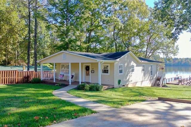 333 Nottingham Drive, Lexington, NC 27292 (#1046373) :: Premier Realty NC