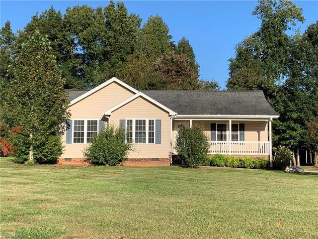 1299 Old Mill Ford Trail, Asheboro, NC 27205 (MLS #1046402) :: Witherspoon Realty
