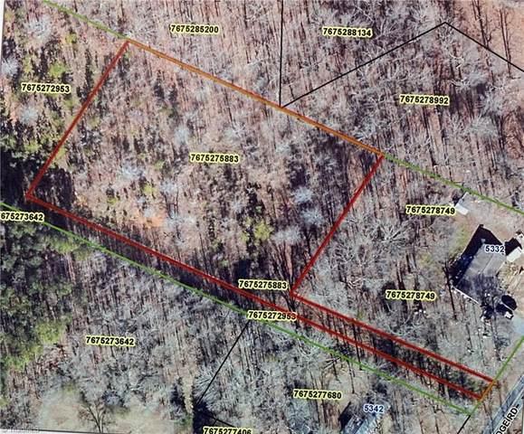 00 Ridge Road, Seagrove, NC 27341 (MLS #1046405) :: EXIT Realty Preferred