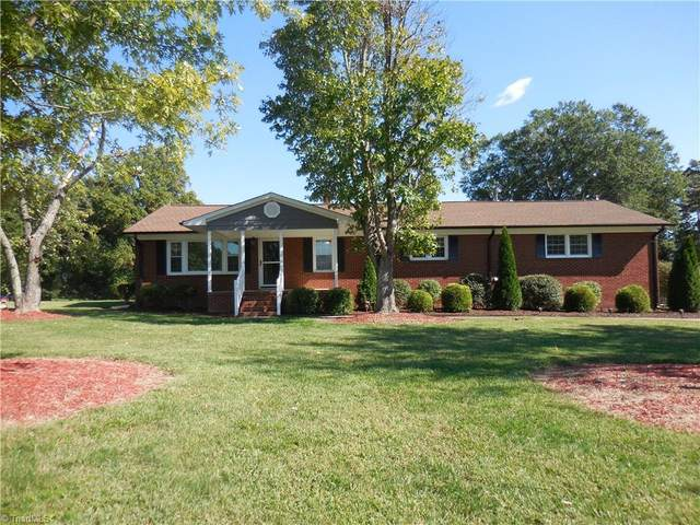 1623 Gibsonville Ossipee Road, Elon, NC 27244 (MLS #1046409) :: Berkshire Hathaway HomeServices Carolinas Realty