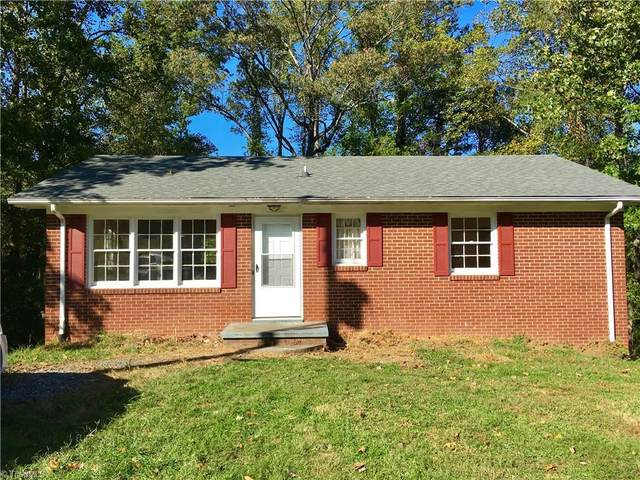 172 Bourbon Trail, Mount Airy, NC 27030 (MLS #1046415) :: EXIT Realty Preferred