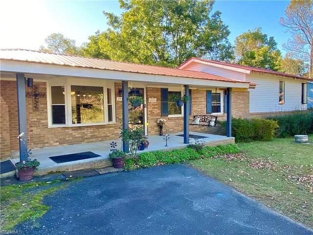 392 Junction Road, Mocksville, NC 27028 (MLS #1046418) :: Ward & Ward Properties, LLC