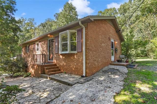 167 Forest Hills Lane, Elkin, NC 28621 (MLS #1046427) :: EXIT Realty Preferred