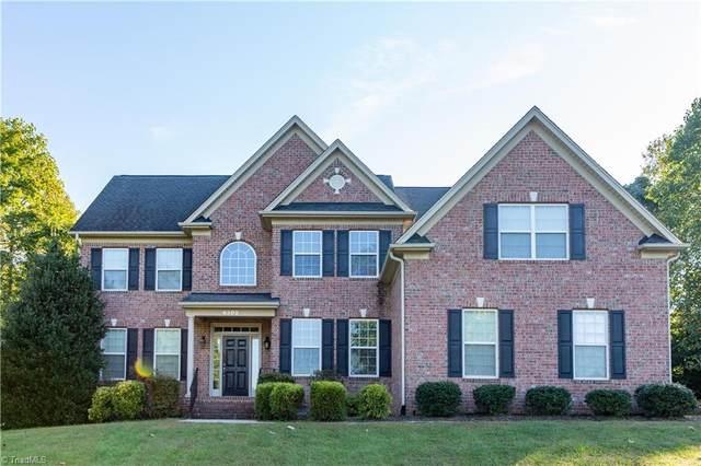6502 Peppermill Drive, Oak Ridge, NC 27310 (MLS #1046463) :: Berkshire Hathaway HomeServices Carolinas Realty