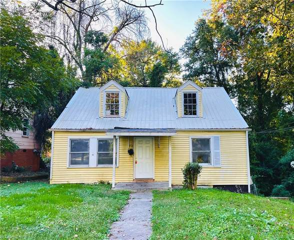 1300 Caldwell Street, Greensboro, NC 27406 (MLS #1046469) :: EXIT Realty Preferred