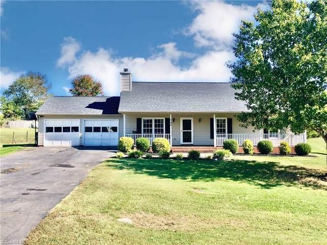 149 Twin Ridge Court, Clemmons, NC 27012 (MLS #1046475) :: Ward & Ward Properties, LLC