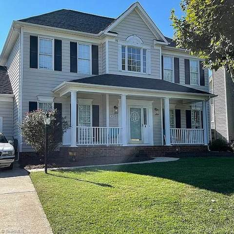 428 Maverick Trail Drive, King, NC 27021 (#1046498) :: Mossy Oak Properties Land and Luxury
