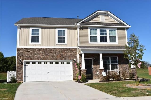 142 Rhodiss Court, Burlington, NC 27215 (MLS #1046524) :: Berkshire Hathaway HomeServices Carolinas Realty