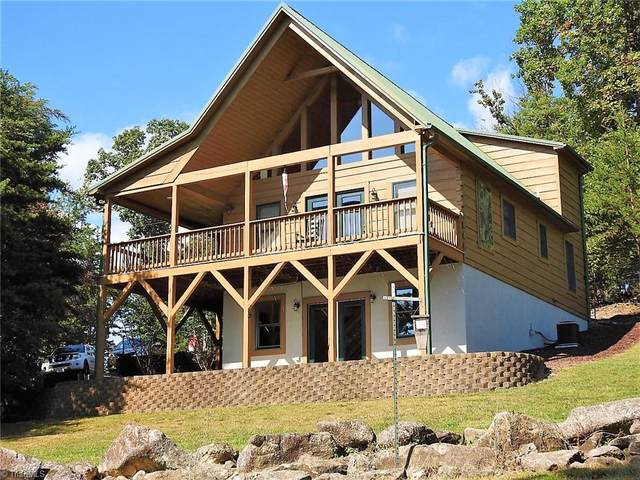 213 Fairview Drive, Traphill, NC 28685 (#1046526) :: Premier Realty NC