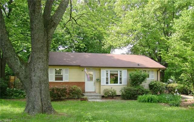 107 Revere Drive, Greensboro, NC 27407 (MLS #1046532) :: EXIT Realty Preferred