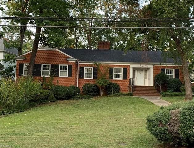 404 Kimberly Drive, Greensboro, NC 27408 (MLS #1046535) :: EXIT Realty Preferred