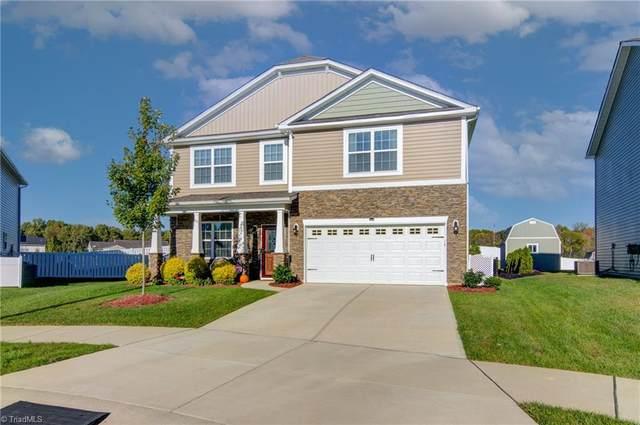 145 Rhodiss Court, Burlington, NC 27215 (MLS #1046555) :: Berkshire Hathaway HomeServices Carolinas Realty