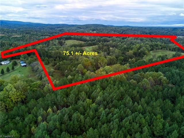 0 Wildlife Road, Mount Airy, NC 27030 (MLS #1046557) :: Lewis & Clark, Realtors®