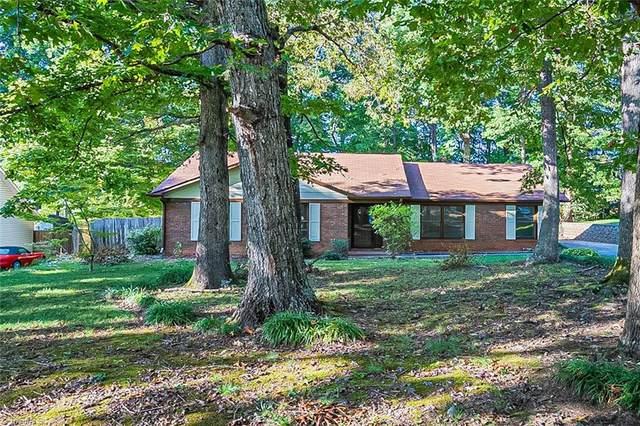5312 Carolwood Drive, Greensboro, NC 27407 (MLS #1046562) :: EXIT Realty Preferred
