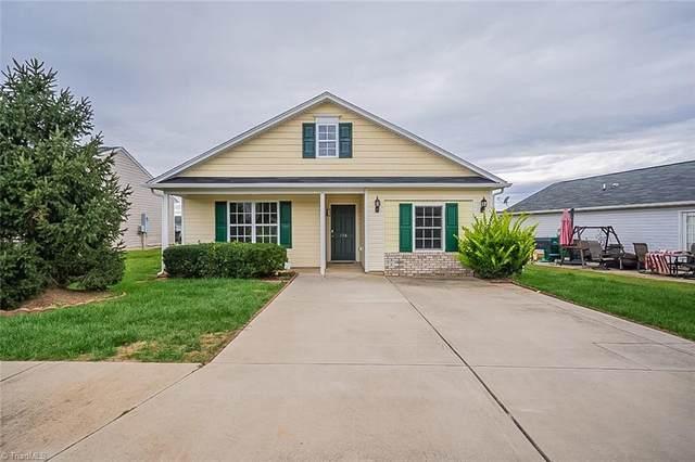 794 Bitting Hall Circle, Rural Hall, NC 27045 (MLS #1046565) :: Berkshire Hathaway HomeServices Carolinas Realty