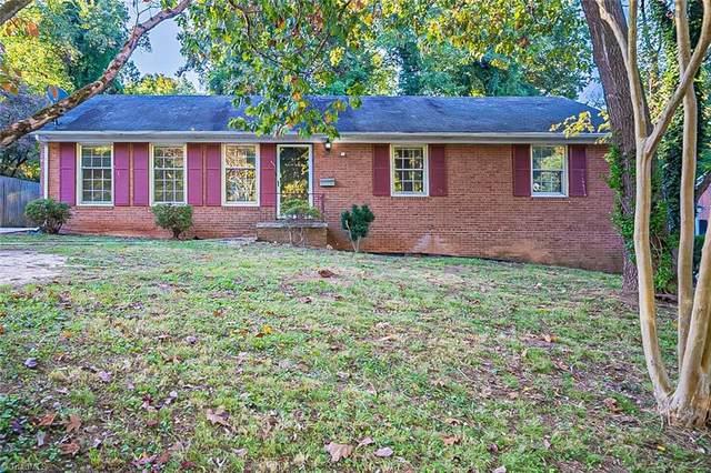 2326 Kaywood Lane, Winston Salem, NC 27103 (MLS #1046567) :: EXIT Realty Preferred