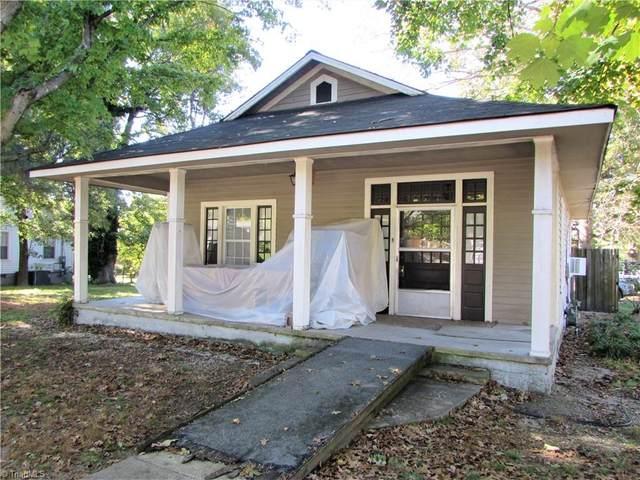 122 Cox Avenue, Thomasville, NC 27360 (MLS #1046574) :: Lewis & Clark, Realtors®