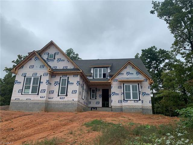 319 Pipers Ridge West, Winston Salem, NC 27127 (MLS #1046587) :: EXIT Realty Preferred