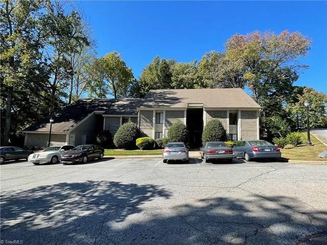 1502 Benjamin Parkway C, Greensboro, NC 27408 (MLS #1046592) :: Ward & Ward Properties, LLC