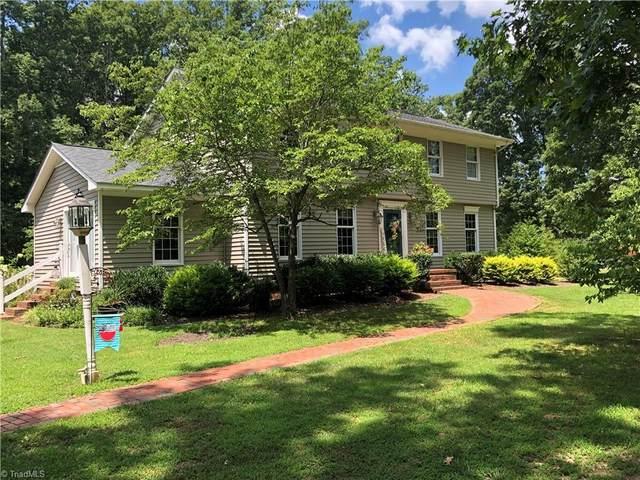 4030 N Nc Highway 119, Mebane, NC 27302 (MLS #1046596) :: Berkshire Hathaway HomeServices Carolinas Realty