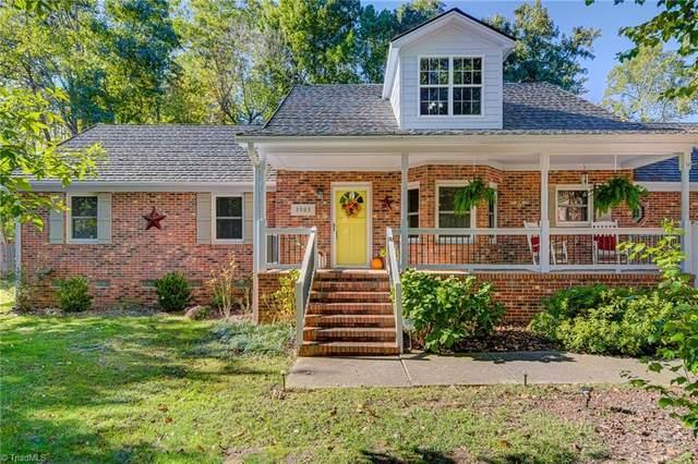 3903 Burguss Court, High Point, NC 27265 (MLS #1046600) :: Berkshire Hathaway HomeServices Carolinas Realty