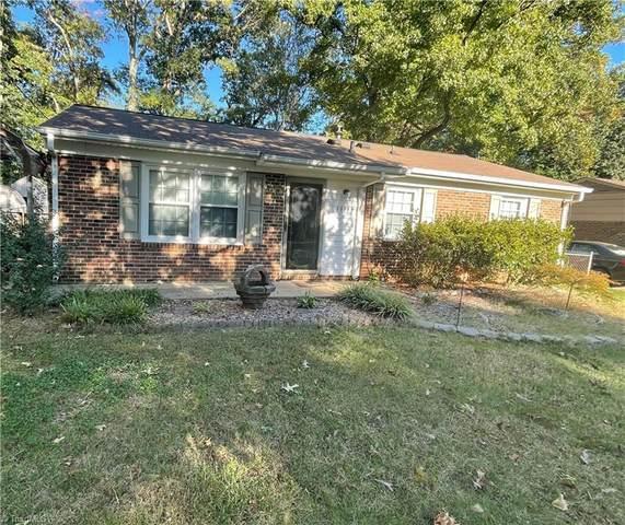 3614 Flint Street, Greensboro, NC 27405 (MLS #1046603) :: Ward & Ward Properties, LLC