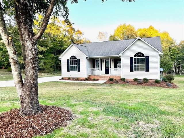 4214 White Oak Drive, Randleman, NC 27317 (MLS #1046616) :: Ward & Ward Properties, LLC