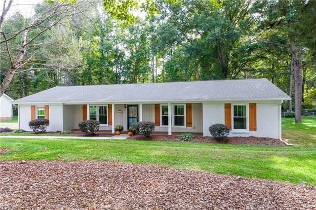 1619 Underpass Road, Advance, NC 27006 (#1046629) :: Mossy Oak Properties Land and Luxury