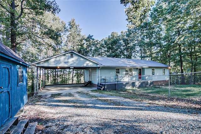 1111 Free Pilgrim Church Road, Thomasville, NC 27360 (MLS #1046665) :: Ward & Ward Properties, LLC
