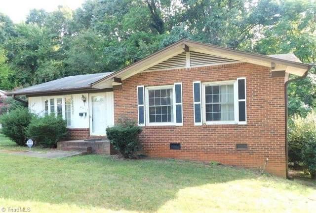 4015 Burnham Court, Winston Salem, NC 27105 (MLS #1046679) :: Ward & Ward Properties, LLC