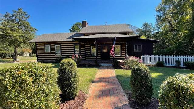 5739 Hagan Stone Park Road, Pleasant Garden, NC 27313 (MLS #1046693) :: Ward & Ward Properties, LLC