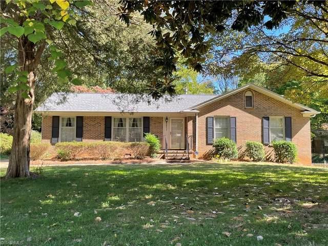 4804 Coltsfoot Road, Greensboro, NC 27455 (MLS #1046706) :: Ward & Ward Properties, LLC