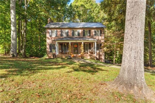 369 Dogwood Trail, Lexington, NC 27295 (MLS #1046710) :: Lewis & Clark, Realtors®