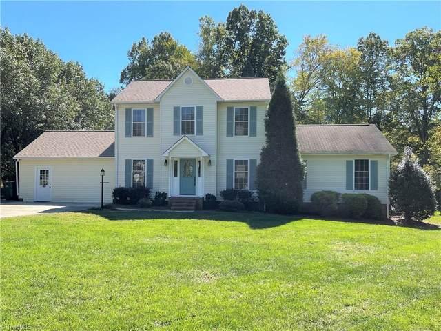 2115 Bryant Street, Madison, NC 27025 (MLS #1046715) :: Ward & Ward Properties, LLC