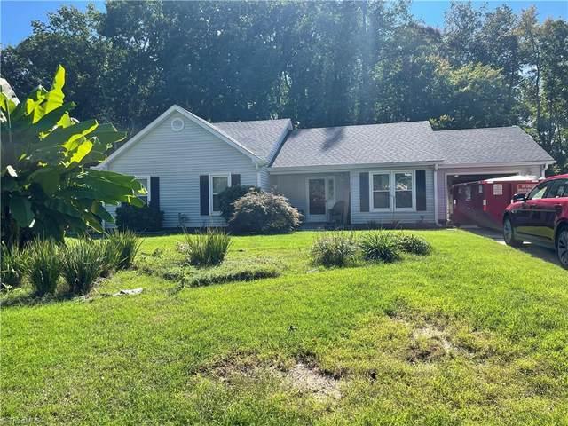 3984 Briargate Drive, Greensboro, NC 27405 (MLS #1046726) :: Ward & Ward Properties, LLC