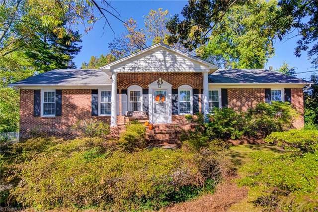 6223 Blue Bonnet Lane, Winston Salem, NC 27103 (MLS #1046731) :: Ward & Ward Properties, LLC