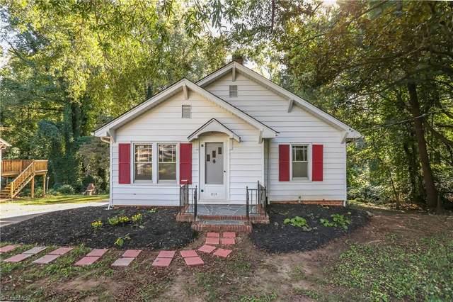 1518 Old Town Road, Winston Salem, NC 27106 (MLS #1046732) :: Ward & Ward Properties, LLC