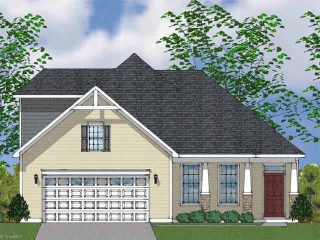 968 Woodview Ridge Trail #31, Lewisville, NC 27023 (MLS #1046743) :: Ward & Ward Properties, LLC