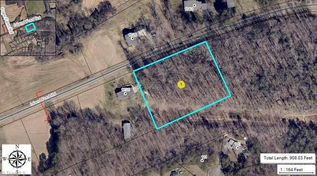 2.97ac Island Ford Road, Statesville, NC 28625 (MLS #1046750) :: Ward & Ward Properties, LLC