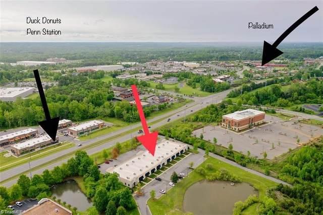 2783 Nc Highway 68 S #116, High Point, NC 27265 (MLS #1046754) :: Ward & Ward Properties, LLC