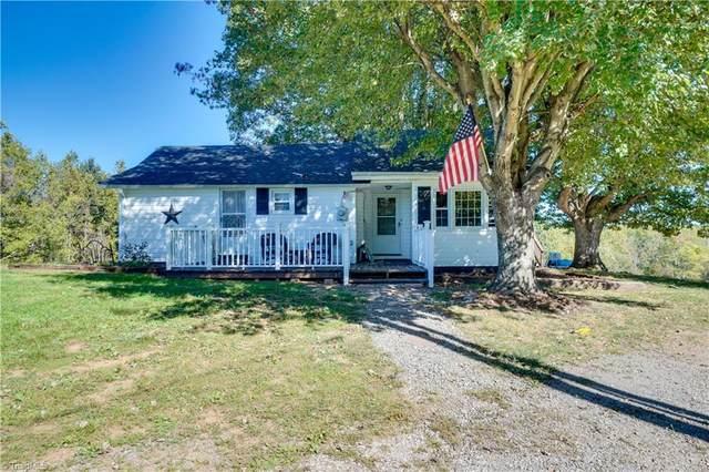 2449 Mickadams Road, Yadkinville, NC 27055 (MLS #1046765) :: Ward & Ward Properties, LLC