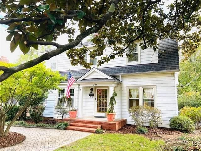 304 Woodlawn Avenue, Greensboro, NC 27401 (#1046773) :: Premier Realty NC