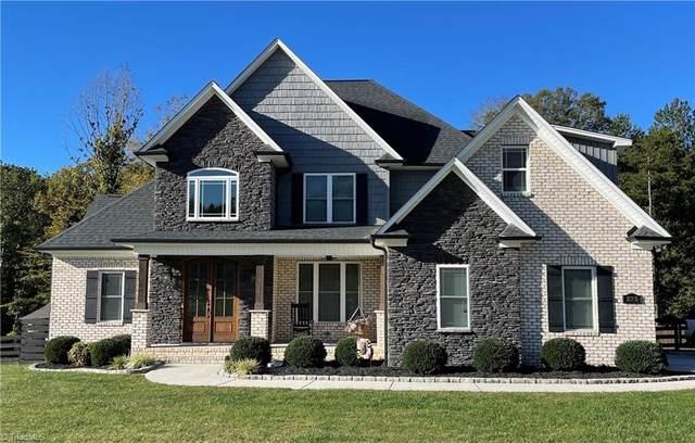 225 Pennywhistle Lane, Clemmons, NC 27012 (MLS #1046777) :: Lewis & Clark, Realtors®