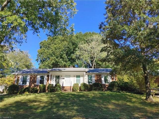 1710 Gracewood Drive, Greensboro, NC 27408 (MLS #1046780) :: Hillcrest Realty Group