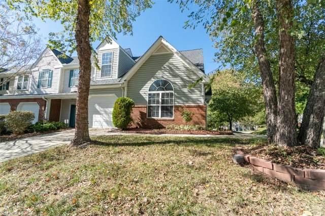 33 Culpepper Circle, Greensboro, NC 27410 (#1046802) :: Premier Realty NC