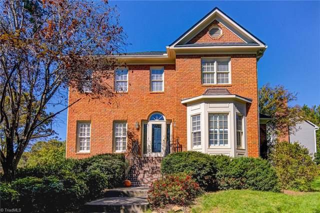 3633 Foxglove Drive, Winston Salem, NC 27106 (MLS #1046809) :: Berkshire Hathaway HomeServices Carolinas Realty
