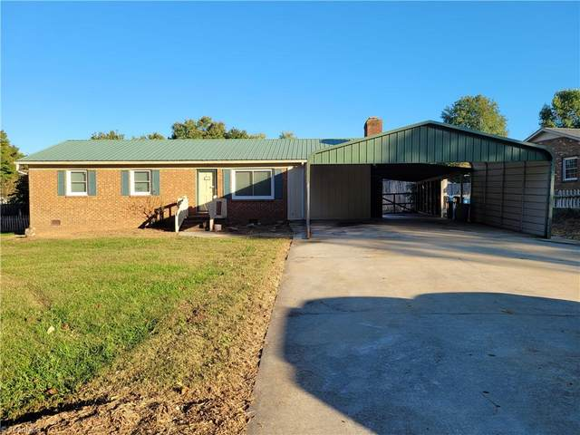 125 Center Circle, Mocksville, NC 27028 (#1046825) :: Premier Realty NC