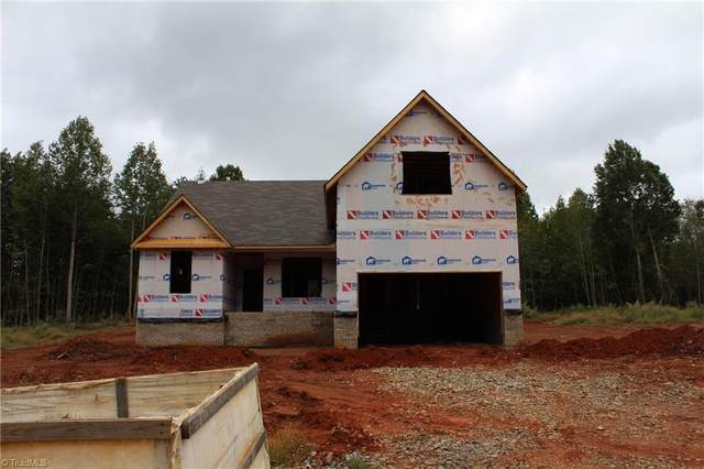 1478 Kernodle Landing Drive Lot 21 Kl, Burlington, NC 27217 (MLS #1046839) :: Berkshire Hathaway HomeServices Carolinas Realty
