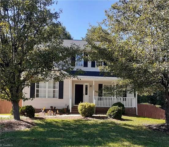 5505 Pearview Drive, Greensboro, NC 27405 (MLS #1046842) :: Ward & Ward Properties, LLC
